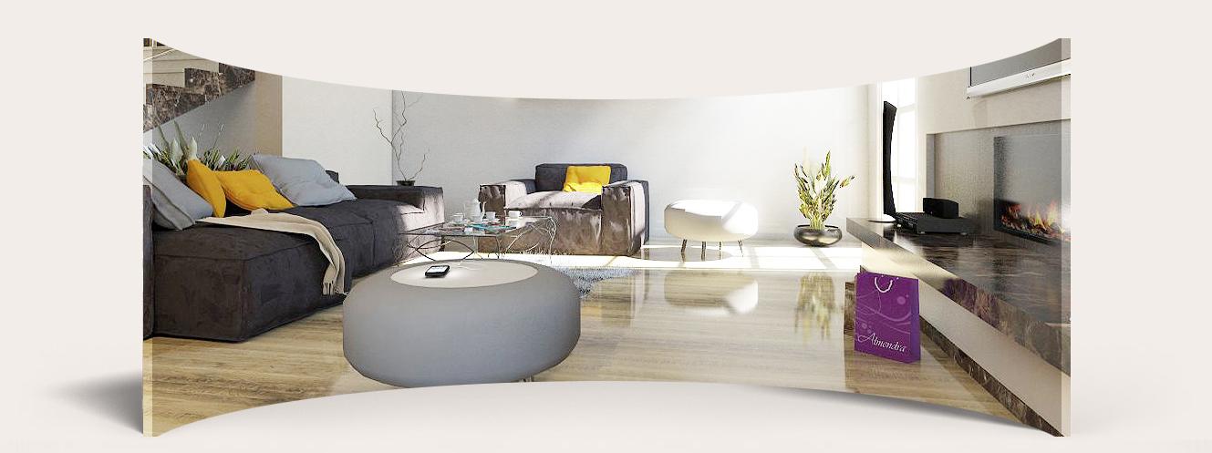 visite virtuelle immobilière 3D