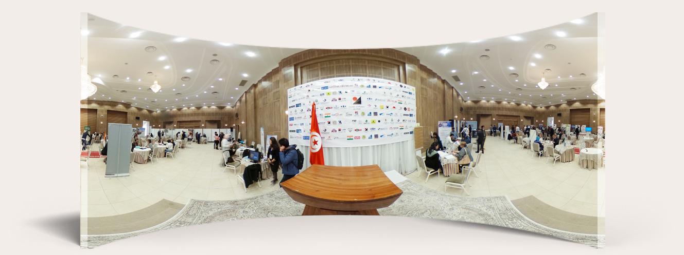 Vidéo 360° pour Centre d'affaires Sfax - Start Up Booster 2019