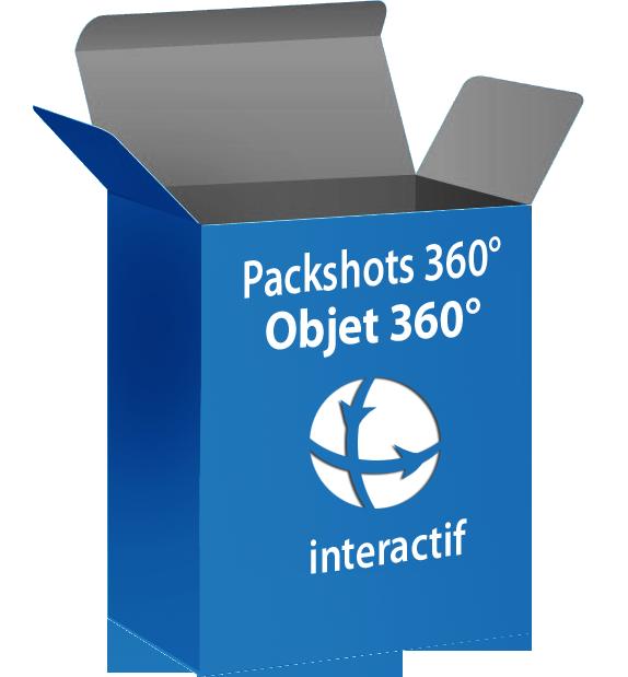 Packshots 360 Tunisie