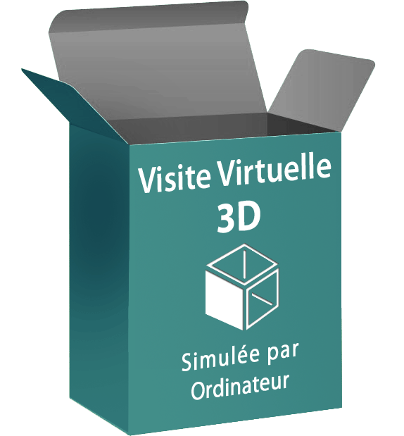 Visite virtuelle 3D Tunisie