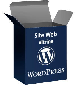 Site Web Vitrine WordPress